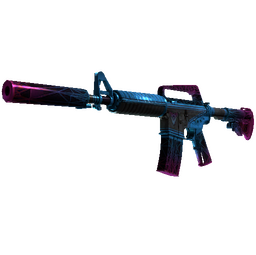 M4A1-S | Decimator (Battle-Scarred)