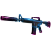M4A1-S | Decimator <br>(Field-Tested)
