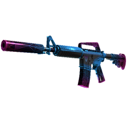StatTrak™ M4A1-S | Decimator (Field-Tested)