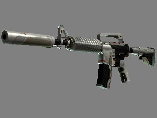 Скин M4A1-S | Механо-пушка (Закаленное в боях)