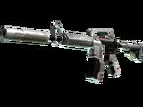 M4A1-S | Mecha Industries (Well-Worn)