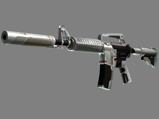 Скин M4A1-S | Механо-пушка (После полевых испытаний)