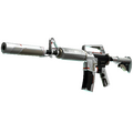 StatTrak™ M4A1-S | Mecha Industries <br>(Factory New)