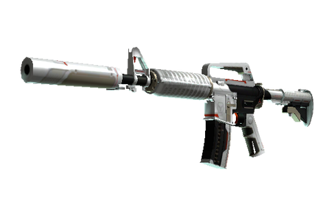 Buy StatTrak™ M4A1-S | Mecha Industries (Minimal Wear)