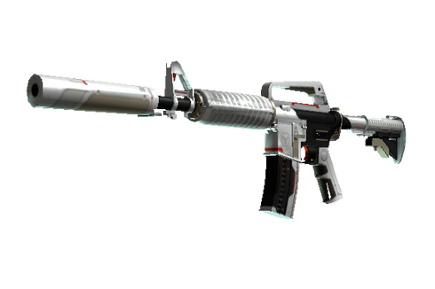 StatTrak™ M4A1-S | Mecha Industries (Factory New) Prices