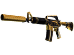 StatTrak™ M4A1-S | Golden Coil
