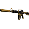 M4A1-S | Golden Coil <br>(Field-Tested)