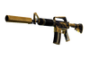 StatTrak™ M4A1-S | Golden Coil (Field-Tested)