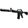 M4A1-S | Control Panel <br>(Battle-Scarred)