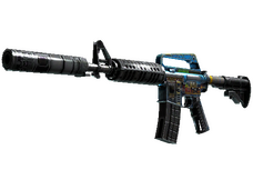 Skin M4A1-S | Control Panel