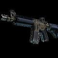 M4A4 | Tornado <br>(Well-Worn)