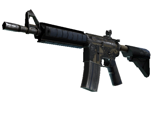 Скин M4A4   Смерч (Закаленное в боях)