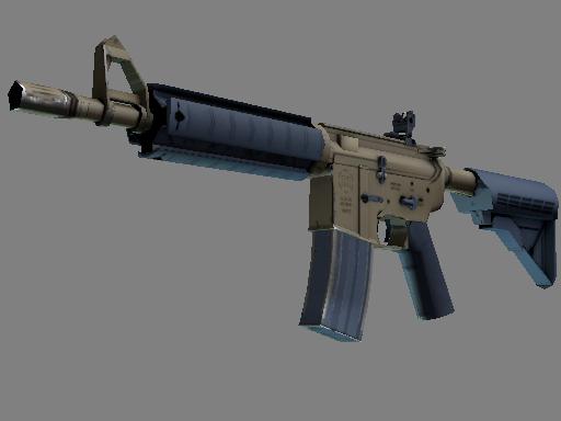 M4A4 | Tornado Minimal Wear