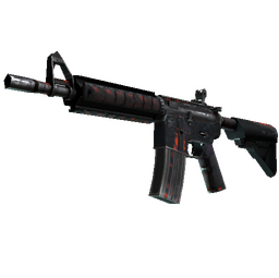 M4A4 | Radiation Hazard (Battle-Scarred)