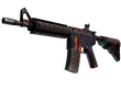 M4A4 Radiation Hazard