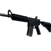 M4A4 | Dark Blossom <br>(Field-Tested)