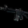 M4A4 | Dark Blossom <br>(Field-Tested)