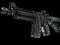 StatTrak™ M4A4 | Faded Zebra
