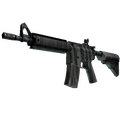StatTrak™ M4A4 | Faded Zebra <br>(Factory New)
