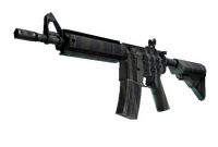M4A4 | Faded Zebra (Factory New)