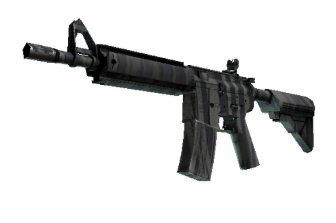 Buy M4A4 | Faded Zebra (Minimal Wear)