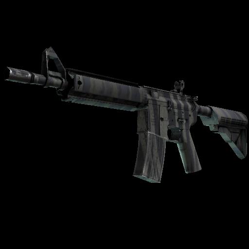 M4A4 | Faded Zebra - gocase.pro