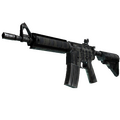 M4A4 | Faded Zebra <br>(Well-Worn)