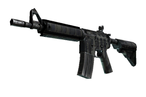 M4A4 | Faded Zebra (Well-Worn) Prices