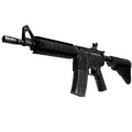 M4A4 | Faded Zebra <br>(Battle-Scarred)