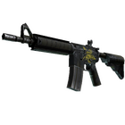 StatTrak™ M4A4   Zirka (Well-Worn)