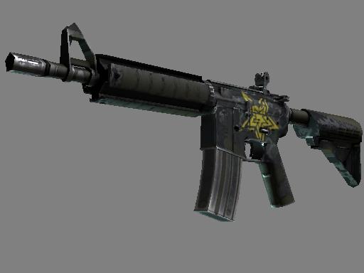 M4A4 | Zirka Field-Tested