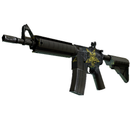 StatTrak™ M4A4 | Zirka (Minimal Wear)