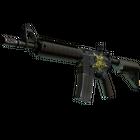 StatTrak™ M4A4 | Zirka (Factory New)