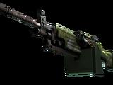 StatTrak™ M249 | Aztec (Field-Tested)
