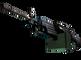 StatTrak™ M249 | Magma (Field-Tested)