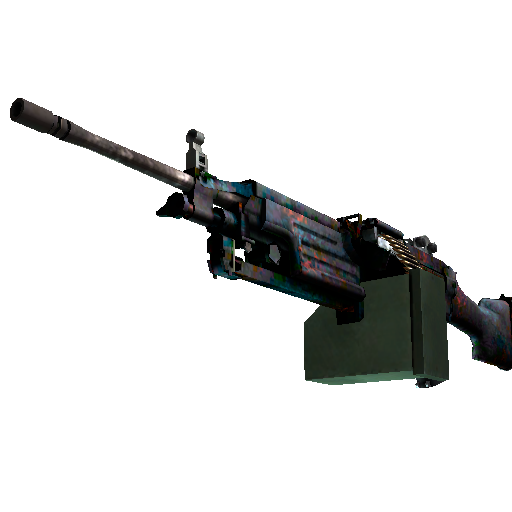 M249 | Magma - gocase.pro