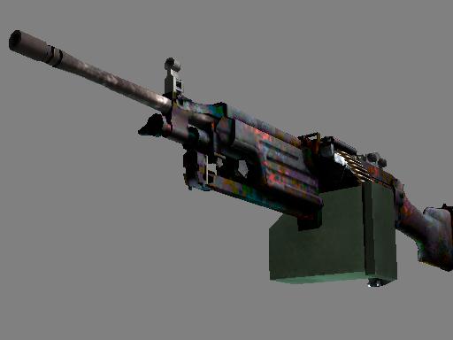 StatTrak™ M249