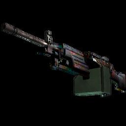 M249 | Magma (Minimal Wear)
