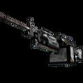 StatTrak™ M249 | Spectre <br>(Battle-Scarred)