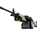 StatTrak™ M249 | Spectre <br>(Well-Worn)