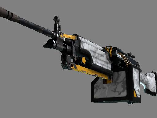 Milspec M249 Spectre
