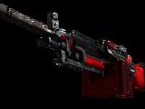StatTrak™ M249   System Lock (Field-Tested)