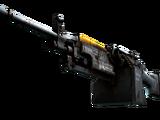 StatTrak™ M249 | Warbird (Minimal Wear)