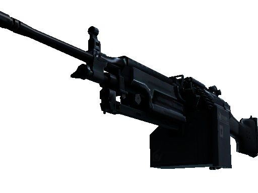 StatTrak™ M249 | O.S.I.P.R. (Battle-Scarred)