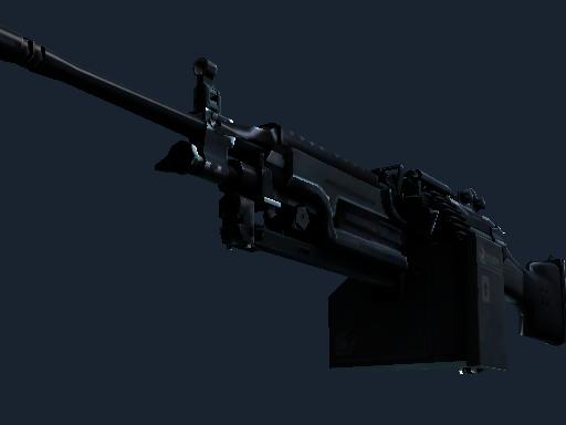 StatTrak™ M249   O.S.I.P.R. (Field-Tested)