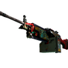 M249 | Nebula Crusader <br>(Battle-Scarred)