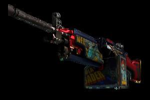 M249 Nebula Crusader Well Worn