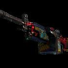 M249 | Nebula Crusader (Field-Tested)