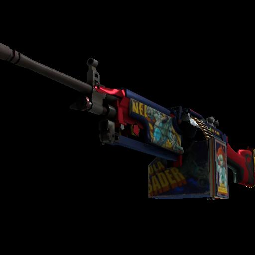 M249 | Nebula Crusader - gocase.pro