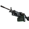 M249 | Blizzard Marbleized <br>(Battle-Scarred)
